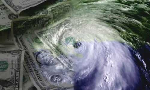 Image result for pics of the economic storm