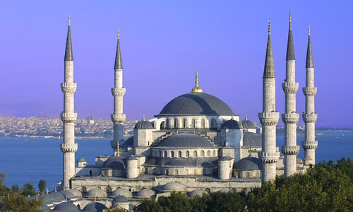 Turkey Plans Ottoman Revival With Mosque Building Program Around The