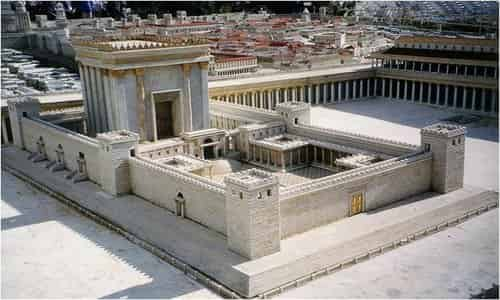Image result for jerusalem temple rebuilding