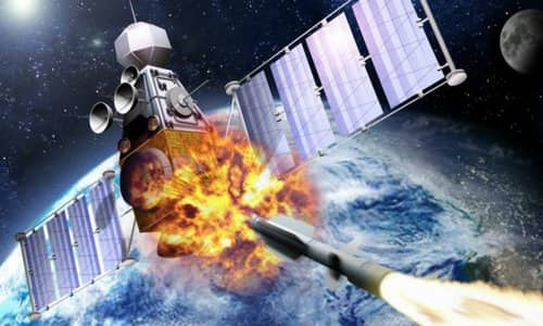 US Space Force Rushes To Stop A 'Space Pearl Harbor'